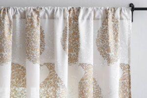 5 formas sencillas y fáciles de hacer cortinas con sábanas