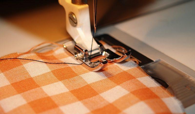 Cómo rematar con una máquina de coser en solo 2 pasos